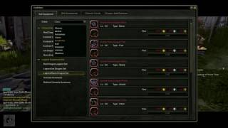 dragon nest sea 93 review set rune hc beginning acc 90 and 93 all class