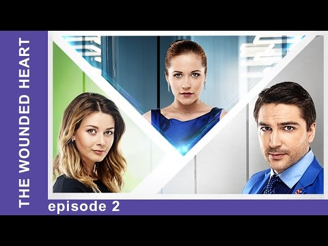 The Wounded Heart. Episode 2. Russian TV Series. English Subtitles. StarMediaEN