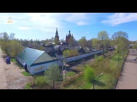 Знаменский монастырь.  Вознесенский собор. Осташков // Znamensky Monastery. Ostashkov