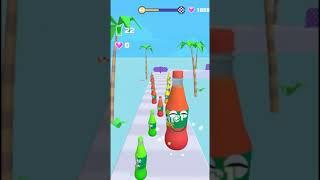 Juice Run Level 62 Android Gameplay | Juice Run All Levels Juice Run, #Shorts