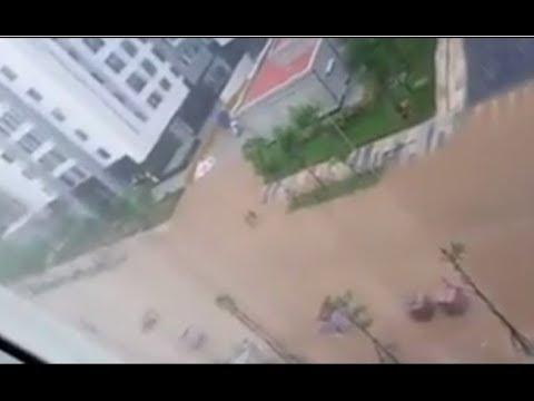 Goldmark city ngập nặng – Các phương tiện bơi trong nước – P1