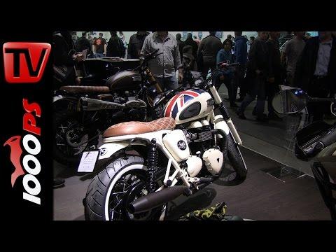Umbauten von Hess | Swiss Moto 2015