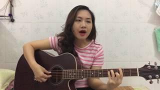 Chưa bao giờ (Trung Quân) - Guitar cover by Khải Hoàn