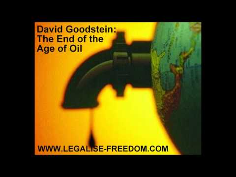 David Goodstein - The End of the Age of Oil