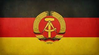 Supreme ruler Cold war East Germany vs. West Germany