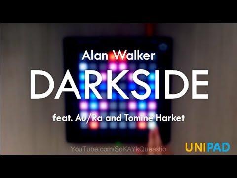 Alan Walker - Darkside (ft. Au/Ra & Tomine Harket) | Launchpad (Unipad) Cover - Quaestio