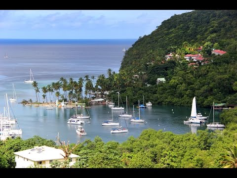 St Lucia, a 2 day visit to Paradise
