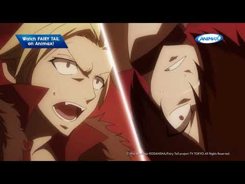 Fairy Tail - Best Anime Fights - Sting & Rogue VS Mard Geer
