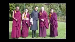 2011 The Invitation From Bhutanese King.wmv