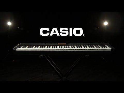 Casio CDP S350 Digital Piano | Gear4music Demo