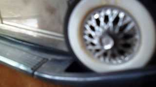 Radio antigua Cachila Lincoln AD 1928 car