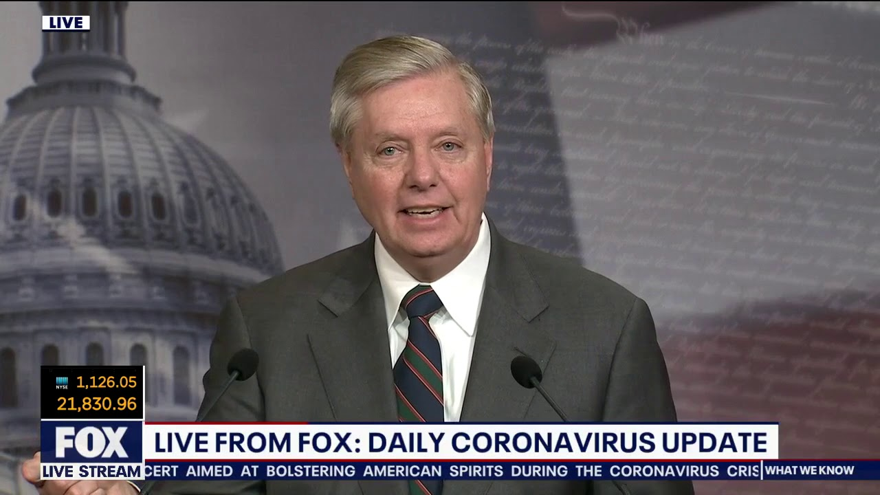 INCENTIVE NOT TO WORK: Lindsey Graham SLAMS Democrats Plan To DERAIL Economy