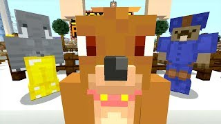 Minecraft Xbox - Cooking Chicken [607]