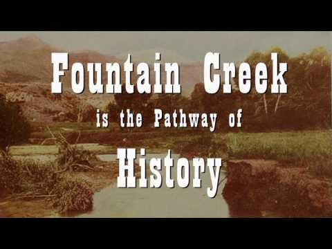Fountain Creek is the Pathway of History - Crowdfunding
