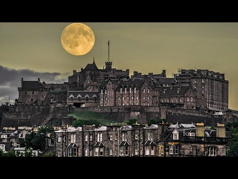 ONE DAY IN EDINBURGH - EDINBURGH INTERNATIONAL FESTIVAL - EDINBURGH CASTLE - SCOTLAND TRIP