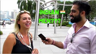 What Russian Girls Think About Indian Men? | Pranks Compilation | Foreigners reaction on India
