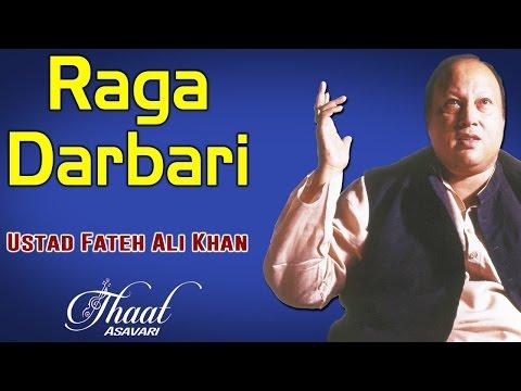 Raga Darbari | Ustad Fateh Ali Khan (Album: Thaat Asavari)
