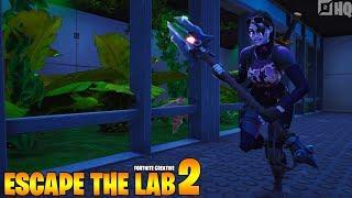 Escape the Lab 2 (Fortnite Creative Mode w/ Code)