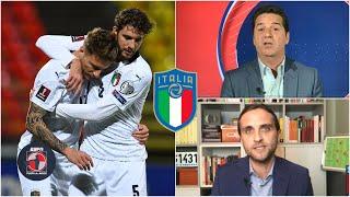 ELIMINATORIA EUROPEA Italia va con paso PERFECTO rumbo al Mundial Catar 2022 Fuera de Juego
