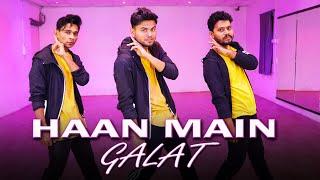 Gambar cover Haan Main Galat - Love Aaj Kal   Kartik A , Sara A  Shashank Dance   Arijit Singh   Pritam, Shashwat