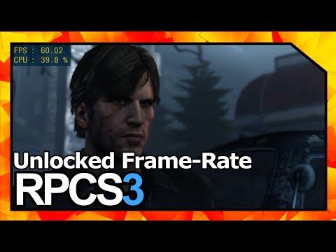 RPCS3 v0 0 6   Unlocked FPS   Vulkan   Silent Hill: Downpour