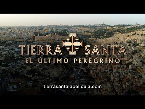 TIERRA SANTA. El Último Peregrino (2021) - PROMO ESPAÑOL