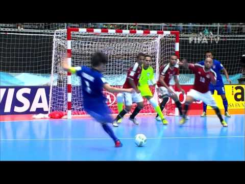 Match 27: Egypt v Thailand - FIFA Futsal World Cup 2016