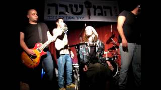 Blue Pill Band - Shir AlHayam Live @ Indica Pub 10.12.2011.הפיל הכחול - שיר על הים