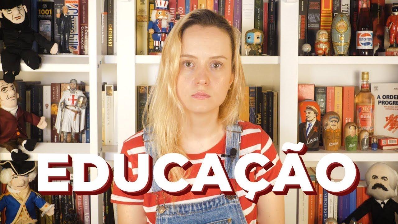 Sabe aquele papo de que mais dinheiro público resolverá o problema da educação no Brasil? É mentira.