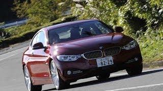 フォルム&走り、ともに鮮烈! BMW4シリーズクーペ TestDrive