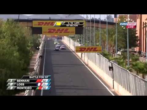 WTCC 2014 - Round 02 Marrakech, Morocco - Race