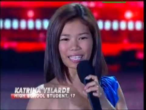 X Factor Philippines - KATRINA Boot Camp.wmv - YouTube