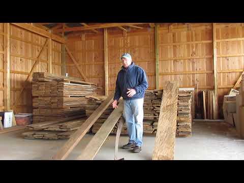 Michael Reid 30 year employee guitar - wood selection