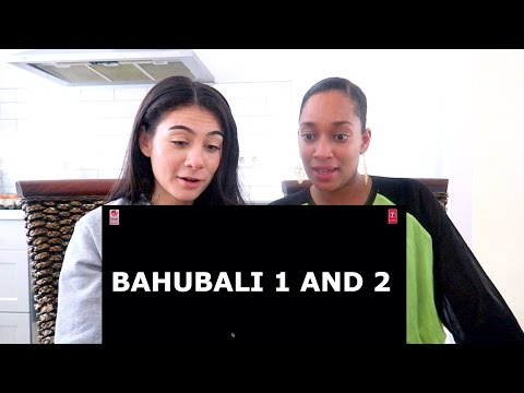 Thumbnail: BAHUBALI 1 AND 2 | TRAILER REACTION FEAT. NADINE | TRAVEL VLOG IV