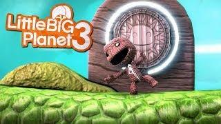 LittleBigPlanet 3 - PS4 Gameplay E3 2014 [1080p] TRUE-HD QUALITY