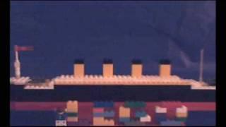 Lego R.M.S.Titanic Part 1