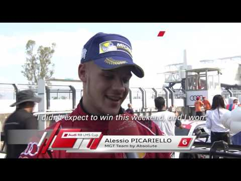 Round 10 Highlights in Taiwan  Audi R8 LMS Cup 2016