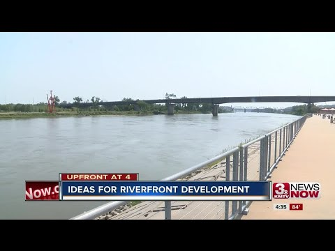 Riverfront development on the minds of Omaha-Council Bluffs leaders 4pm