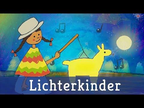 Lichterkinder - Lichterkinder | Kinderlieder | Laternen- und Herbstlieder von Kindern für Kinder