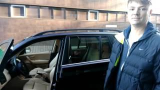 видео Отзыв о BMW X3 2.5i AT (2004 г.в.)