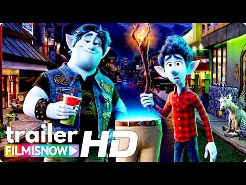 ONWARD (2020) 🧝🧙 NEW Trailer | Tom Holland & Chris Pratt Pixar Movie