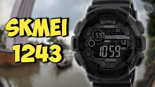 sKMEI 1243  Unboxing & Review Indonesia