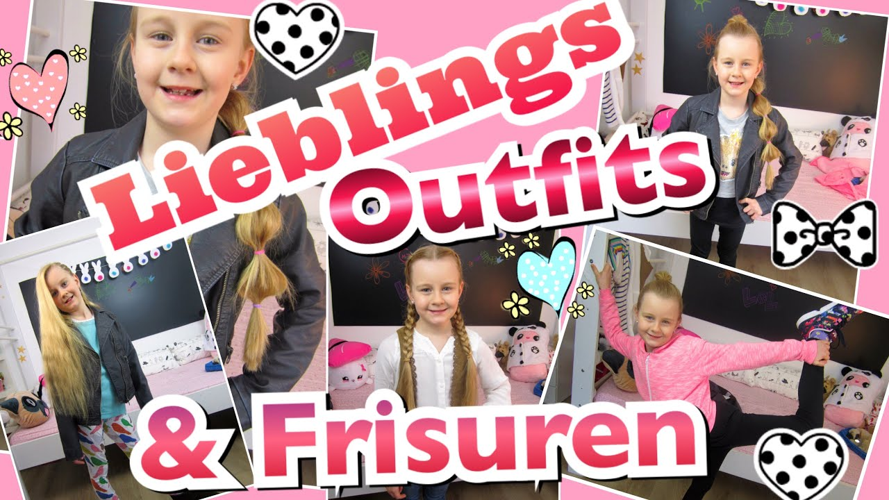 lieblings outfit frisur mini haul coole m dchen z pfe. Black Bedroom Furniture Sets. Home Design Ideas