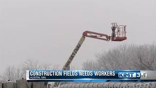 Program looks to train construction workers