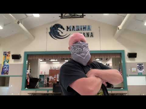 Back to School Night Trailer - Marina Village Middle School