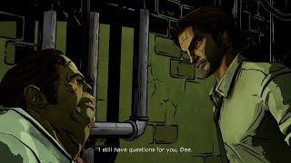 The Wolf Among Us Episode 2 - Dee Interrogation