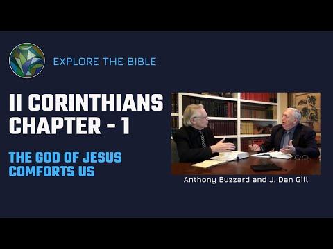 II Corinthians   Commentary   Anthony Buzzard & J. Dan Gill