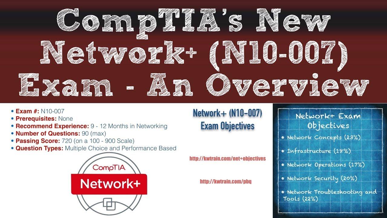 n10-007 exam objectives