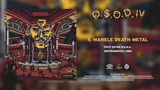 Satra B.E.N.Z. - Manele Death Metal (Audio)