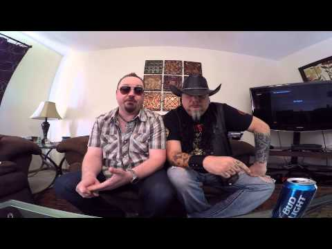 Aaron Scott & Johnny Compton interview: The Wounded Project